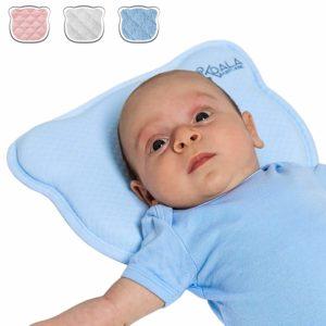 Almohada para bebe con plagiocefalia Koala Babycare