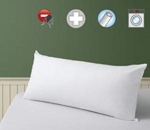 almohadas antiacaros