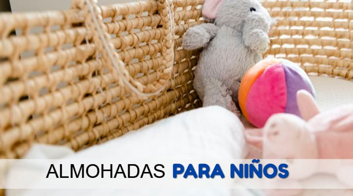 Almohadas para Niños