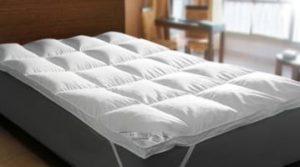 toppers de colchón