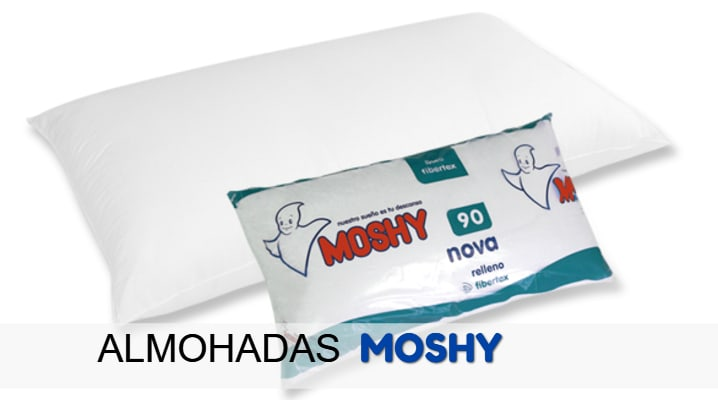 Almohadas Moshy
