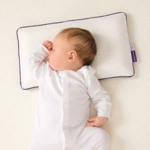 almohadas para bebé