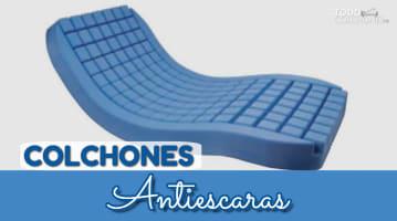 Colchones Antiescaras