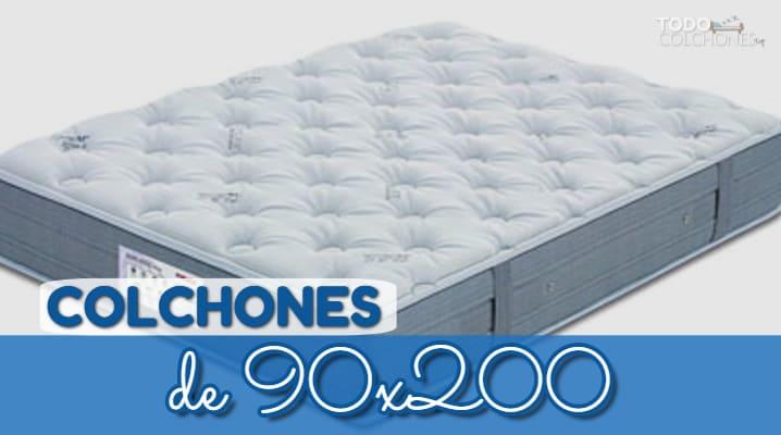 Colchones de 90x200