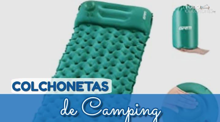 Colchonetas para Camping